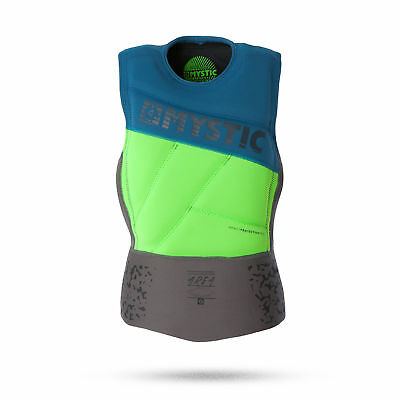 Mystic STAR Kite / Windsurf Impact Vest 2016 - Teal