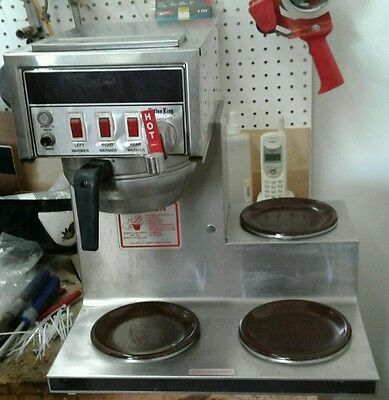Bloomfield Commercial   Coffee  Machine Coffee Maker  Model  Koffee King
