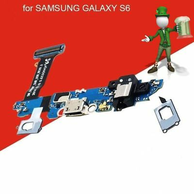 Charging Port Flex Cable  Replacement Part for Samsung Galaxy S6 G920F- #090448
