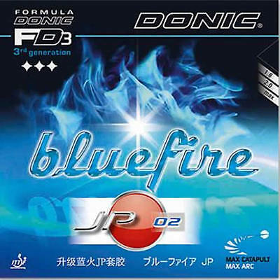 Donic Bluefire JP02 Table Tennis Rubber