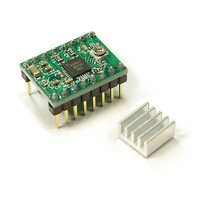 A4988 Stepper Driver Module with Heatsink For Ramps 1.4