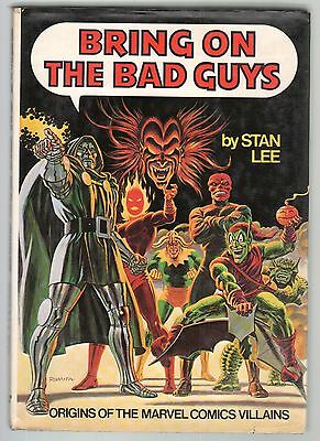 Bring on the Bad Guys Fireside Simon and Schuster Hardcover HC FN