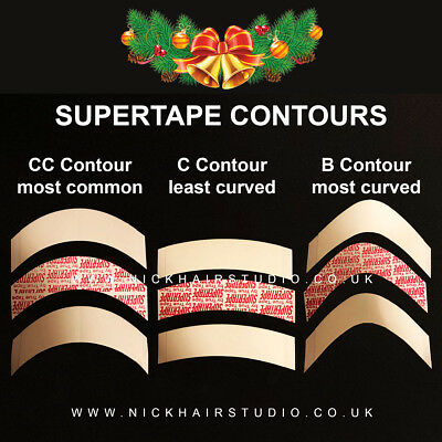 Wig Tape Supertape Super Tape Extra Strong Lace Poly Wig Tape - Fast Dispatch Uk
