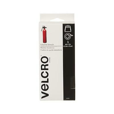 Velcro Brand Industrial Strength Tape (2 Inches X 4 Feet) - Black