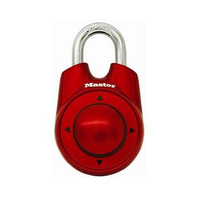Master Lock 1500ID Speed Dial Combination Lock - Quantity 4