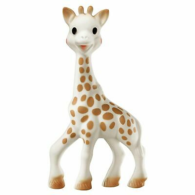 SOPHIE THE GIRAFFE - World Famous Baby Teether By Vulli - 100% Genuine **NEW**