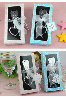 New Love Heart Beer Bottle Opener Wedding Party Favors Significant Gift