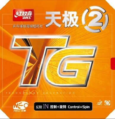 DHS NEO Skyline TG2 Table Tennis Rubber