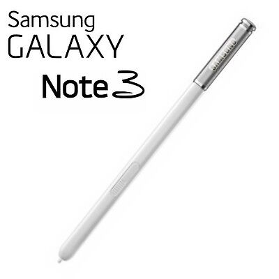 Samsung ET-PN900 Galaxy Note 3 N9005 Stylus S-Pen Stift Eingabestift Pen Weiß