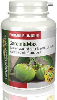Garcinia Max - 120 Gélules - Simply Supplements
