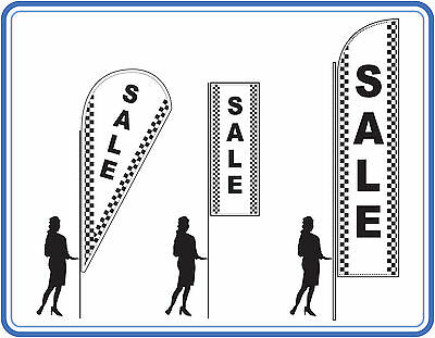 SALE flags, great for shops  - SALE Flags Banners UK 4