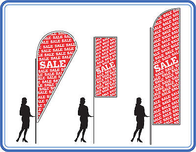SALE flags, great for shops  - SALE Flags Banners UK 5