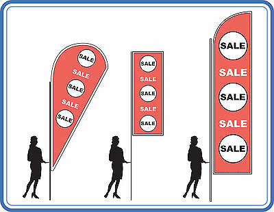 SALE flags, great for shops  - SALE Flags Banners UK 7