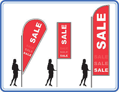SALE flags, great for shops  - SALE Flags Banners UK 8