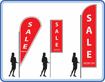 SALE flags, great for shops  - SALE Flags Banners UK 9