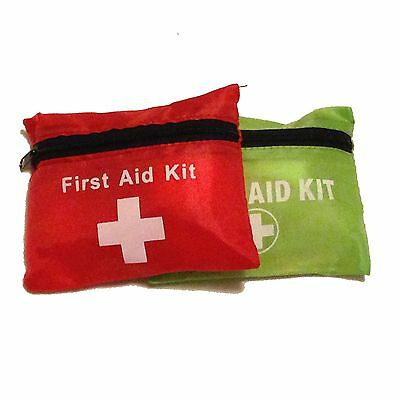 Mini First Aid Kit For Emergency Safety Travel Home Office Bike Car Work Sports