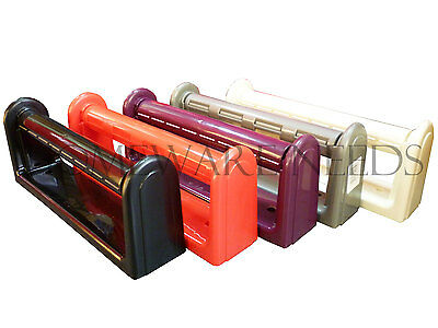 Whitefurze Plastic Kitchen Roll Holder / Wall Mountable / Great Choice Of Colour