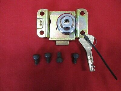 Western Abloy Upper Lower Lock w/ 2 Two Keys Payphone Northern Telecom Pay Phone