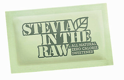 Stevia In The Raw Loose 1000 Packets (100% Natural Zero Calorie Sweetener)