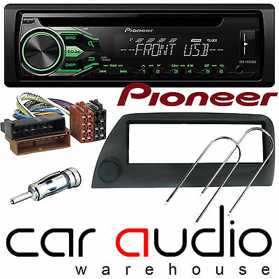 ford escort 1995 01 pioneer car stereo radio cd mp3 usb. Black Bedroom Furniture Sets. Home Design Ideas