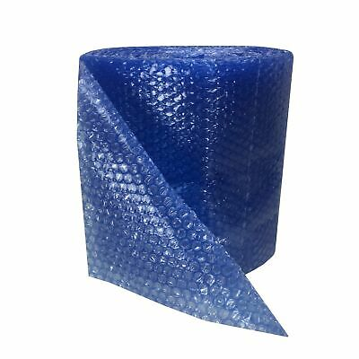 """Small Bubble Blue Wrap - 60-feet x 12"""" Wide perforated every 12"""""""