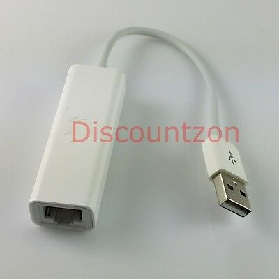 Original Apple USB to Ethernet RJ45 NETWORK Adapter cable for Macbook Air/Pro