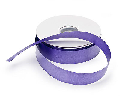 NEW PURPLE Premium Poly Tear/ Florist Ribbon 30mm x 91m