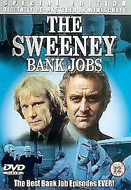 The Sweeney - Bank Jobs Special Edition Dvd John Thaw Brand New & Factory Sealed