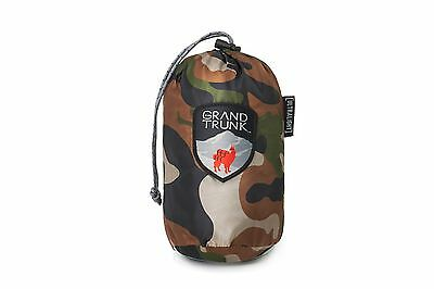 Grand Trunk Ultralight Camping Hammock - Camouflage - Camo Backpacking Gear