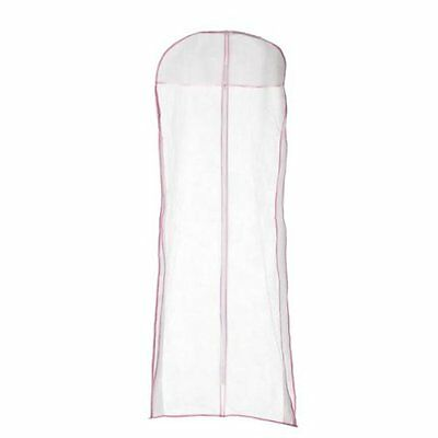 Wedding Evening Dress Gown Garment Storage Cover Bag 150cm LW