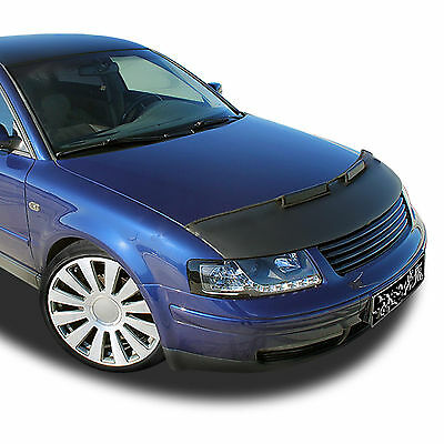 VW VOLKSWAGEN PASSAT 3B / B5 (1996-2001) BONNET BRA Hood Cover Protection SALE