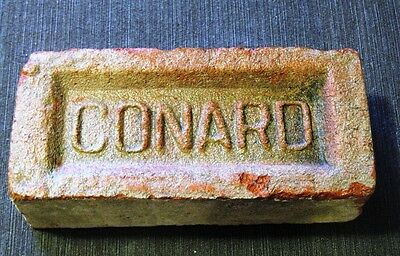 Nice Old Collectible Conard Brick
