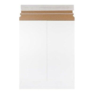 10 6X 8 Rigid Photo Mailers Stay Flats Self Sealing Mailers Envelopes