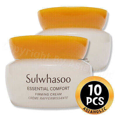 Sulwhasoo Essential Firming Cream EX 5ml x 10pcs (50ml) Sample Newist Version
