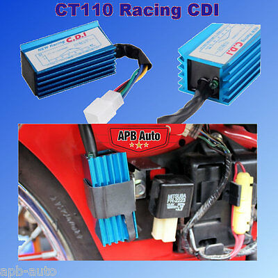 Honda Ct110 Cdi Unit Postie Bike Racing Cdi Unit High Performance Cdi-6 Point
