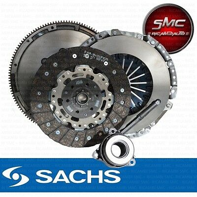 VW Group 2.0 TDI GENUINE SACHS 2290601009 Dual Mass Flywheel and Clutch Kit CSC
