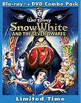 Snow White and the Seven Dwarfs (Three-D Blu-ray