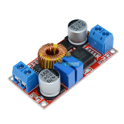 5A DC to DC CV CC  Lithium Battery Charging Board Led Drive Power Converter