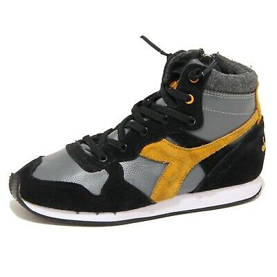 DIADORA TRIDENT S Sw V Jr Junior Boy Sneaker Shoes Casual Free Time ... d10505baa9a