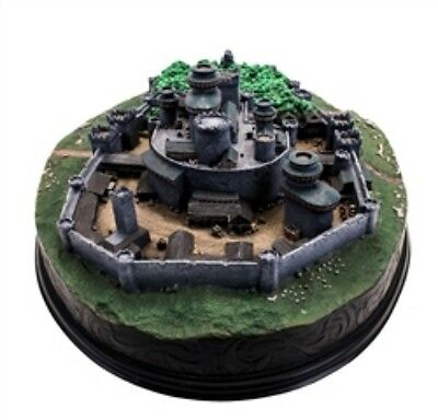 Game of Thrones Winterfell Desktop Statue Sculpture Replica Limited New