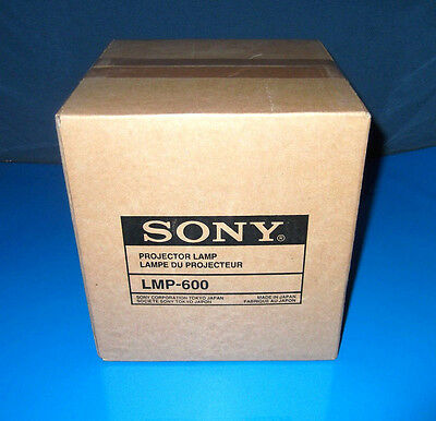 LMP-600 for Sony Projector Lamp NIB