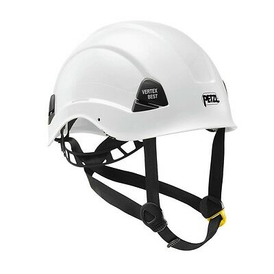 Vertex Best White Comfortable helmet for work at height and rescue by Petzl