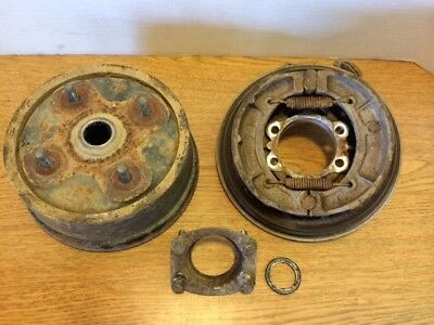 1998 Yamaha Grizzly 600 4x4 OEM Rear Brake Drum Assembly