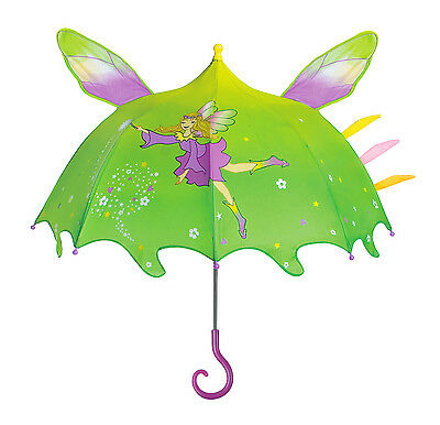Kidorable Kinder Regenschirm - Waldland Fee