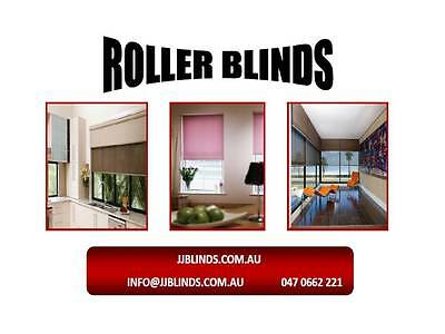 BLOCKOUT / SUNSCREEN ROLLER BLINDS fabric sample from $10
