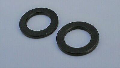 """2 pack 1"""" x 5/8"""" Arbor Bushing saw blade adapter ring Vermont American 27978"""