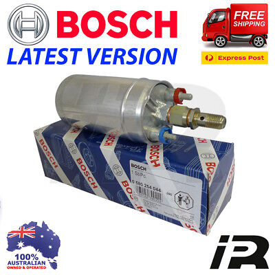 ✶1x Genuine BOSCH 044 Racing External Fuel Pump 0580254044 E85 Universal NEW