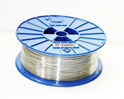 5 lb Spool of 24 Gauge Galvanized Stitching Round Wire, For Bostitch, Acme, Mull