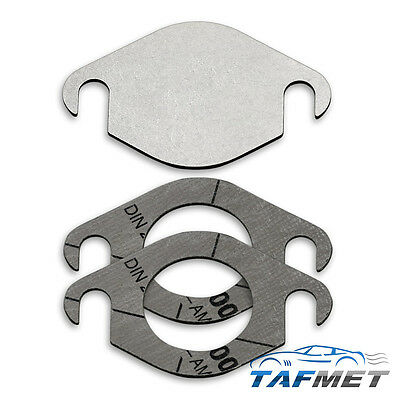 105. EGR blanking plate for Peugeot Citroen Ford DW10CTED4 2.0 HDi TDCi 163HP E5