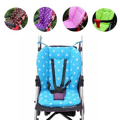 UNIVERS Thick Dot Liner Cover Mat For Pushchair Buggy Pram Car Seat Bouncy Chair